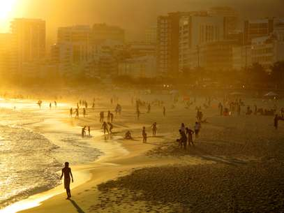 Ipanema está entre as praias mais badaladas, de acordo com o site Ask Men Foto: Getty Images