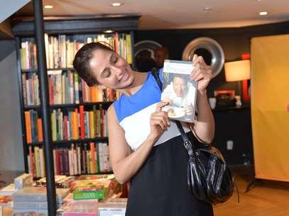 O evento aconteceu na Livraria da Travessa, do Shopping Leblon, no Rio de Janeiro Foto: AgNews