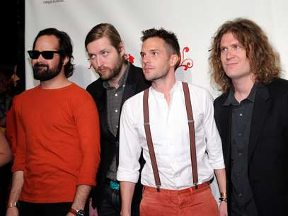 The Killers revela lista de canciones de su nuevo álbum. Foto: Getty Images