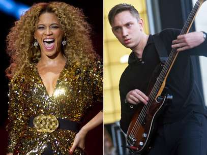 Singer Beyonce makes The xx's bassist Oliver Sim tongue tied Foto: Getty Images