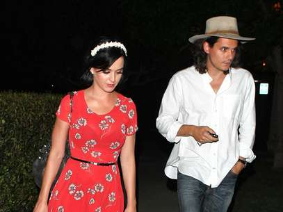 Katy Perry y John Mayer planean mudarse juntos Foto: The Grosby Group