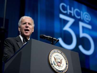 Joe Biden resalt la importancia del pueblo hispano estadounidense. Foto: AP