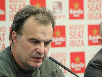 Marcelo Bielsa Athletic Club Bilbao Foto: EUROPA PRESS
