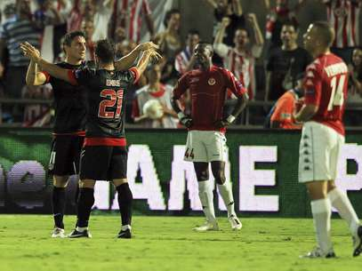 El Atltico gole al club de Tel Aviv por 3-0 Foto: EFE