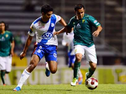 It was a low action affair between Leon and Puebla. Foto: Mexsport