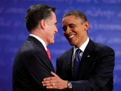 El republicano Mitt Romney y el presidente demcrata Barack Obama tuvieron su primer cara a cara rumbo a los comicios del 6 de noviembre. Foto: Getty Images