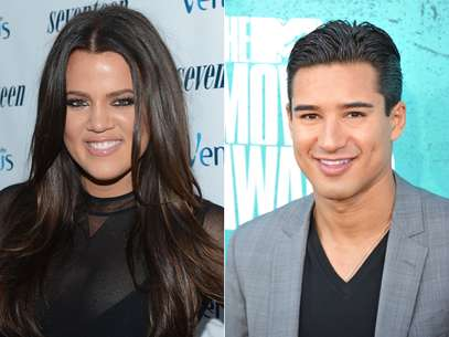 Khlo Kardashian y Mario Lopez conducirn 'The X Factor' Foto: Getty Images