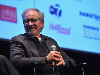 Steven Spielberg es otros famosos que apoya a Obama. Foto: Getty Images