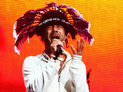 Jamiroquai regresará a Chile en febrero de 2013 Foto: Getty Images