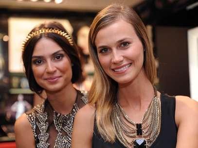 Thaila Ayala e Renata Kuerten marcam presença na abertura da loja Foto: Bruno Santos / Terra