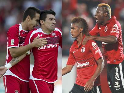Toluca y Tijuana ganan en semifinales. Foto: Mexpsort