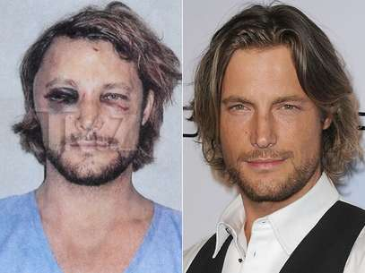As qued Gabriel Aubry despus de pelear con el prometido de Halle Berry, Olivier Martinez Foto: TMZ/Getty Images