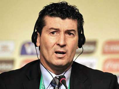 Chepo habl de que Mxito tendra posibilidades de ganar la Copa Confederaciones del prximo ao. Foto: AFP