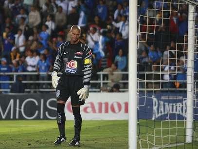 Miguel Calero tinha 41 anos e foi goleiro reserva da Colômbia na Copa de 1998 Foto: Getty Images