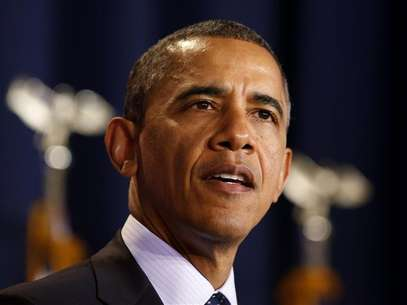 U.S. President Barack Obama speaks to the Nunn-Lugar Cooperative Threat Reduction symposium at the National Defense University in Washington, December 3, 2012. Foto: Larry Downing / Reuters