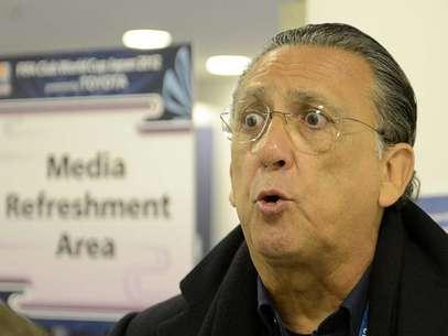 Galvão Bueno não pensa em aposentadoria após a Copa do Mundo