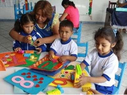 Las caracteristicas del ni o de educacion inicial que for Que es jardin de infancia