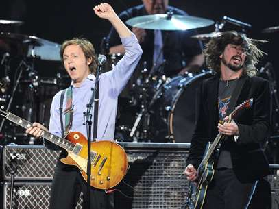 Además de Dave Grohl y Paul McCartney, el espectáculo contará con The Rolling Stones, Lady Gaga y Eric Clapton. Foto: Getty Images