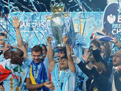 Manchester City won its first Premier League title in 44 years, but it keeps hemorrhaging money. Foto: Getty Images
