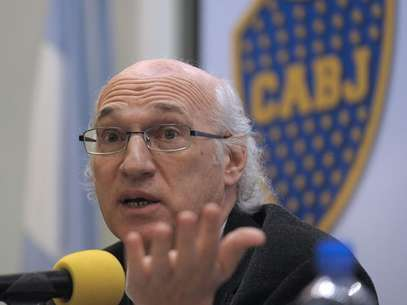 Third time a charm? Carlos Bianchi considers joining Boca Juniors in Argentina again. Foto: Getty Images