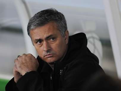 Jose Mourinho made some pointed comments at his press conference. Foto: Getty Images