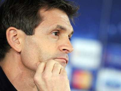 Team doctors have advised Vilanova to have his treatment in New York.  Foto: AFP