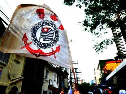 Segundo pesquisa,15,77% da população do Paraná torce para o Corinthians Foto: Marcelo Pereira / Terra