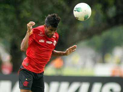 Situação de Léo Moura no Flamengo segue indefinida Foto: Bernardo Monteiro/Vipcomm / Divulgação