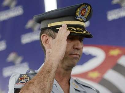 O comandante da PM acredita em erro, mas nega despreparo no caso de Avaré Foto: Ricardo Matsukawa / Terra