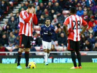 Tottenham continues its impressive win with an away victory at Sunderland.  Foto: AP in English