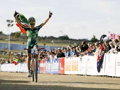 El ciclista Burry Stander, descanse en paz Foto: Getty images