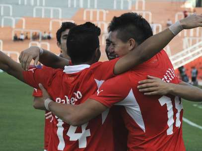 Chile won its third straight game to qualify for the next phase of the u20 tournament.  Foto: AP Images