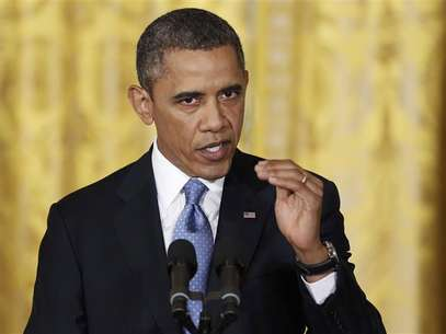 U.S. President Barack Obama speaks during a news conference at the White House in Washington, January 14, 2013. Foto: Jonathan Ernst / Reuters