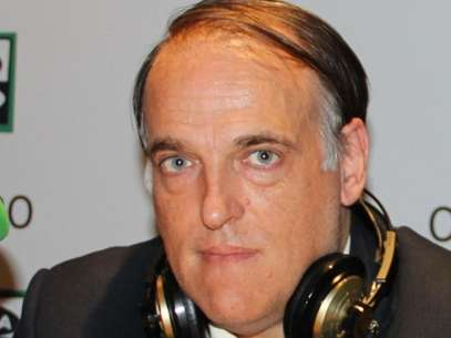 """In Spain there is match fixing,"" said La Liga VP, Javier Tebas, on a radio program.  Foto: Onda Cero"