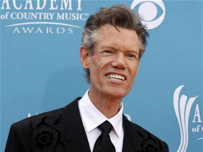 Singer Randy Travis arrives at the 45th annual Academy of Country Music Awards in Las Vegas, Nevada April 18, 2010. Foto: Steve Marcus / Reuters