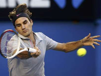 Roger Federer says he was saddened by Armstrong's admission and that it hurt the sports world.  Foto: Daniel Munoz / Reuters