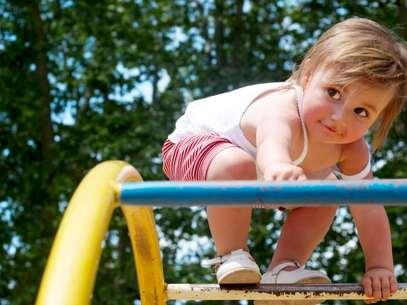 Um lugar seguro incentiva o desenvolvimento da criança por meio de brincadeiras saudáveis e evita acidentes Foto: Shutterstock
