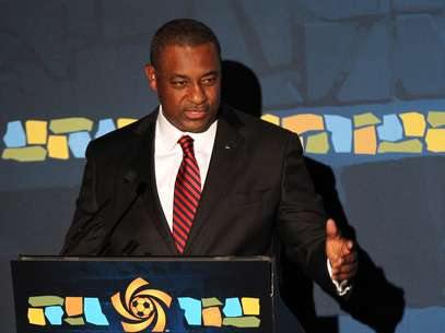 Jeffrey Webb, CONCACAF president Foto: Getty