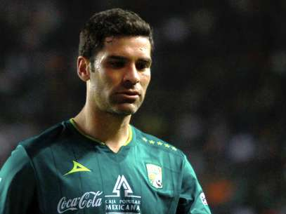 Rafael Márquez has been plagued by injury problems in the past years.  Foto: Mexsport