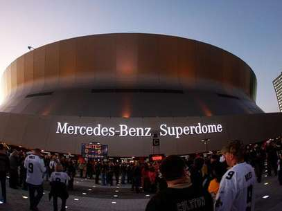 The Superdome will host its seventh Super Bowl on Sunday, February 3.  Foto: Getty Images