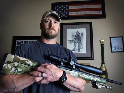 Kyle, who wrote &quot;American Sniper&quot; about his military service from 1999 to 2009, and another man were found dead at the Rough Creek Lodge's shooting range Saturday, according to the Fort Worth Star-Telegram. Foto: AP