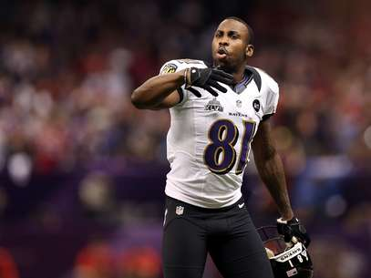 Anquan Boldin no se ve con ningún otro uniforme en la NFL Foto: Getty images