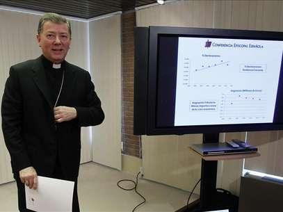 La Conferencia Episcopal no apoya el aborto ni siquiera en casos de violacin Foto: Agencia EFE /  EFE 2013