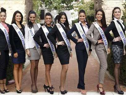 El Certamen Miss Espa&ntilde;a presenta concurso voluntario de acreedores Foto: EFE