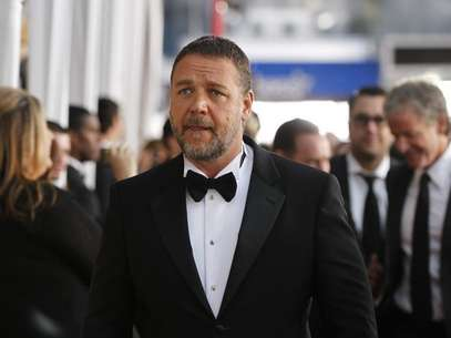 Actor Russell Crowe arrives at the 19th annual Screen Actors Guild Awards in Los Angeles, California January 27, 2013. Foto: Mario Anzuoni / Reuters