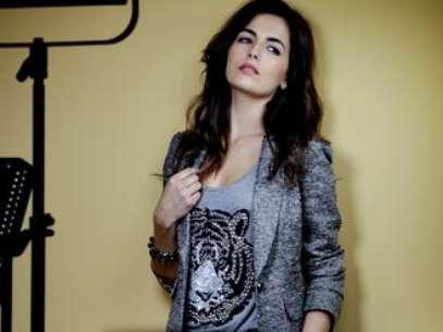Camila é protagonista de títulos como À Deriva, 10.000 AC e do lançamento Open Road, dirigido por Márcio Garcia Foto: Andre Schiliró / Divulgação