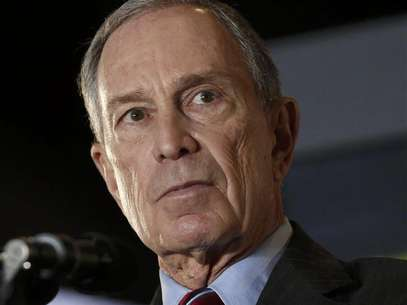 New York City Mayor Michael Bloomberg speaks during his final State of the City speech at the Barclay's Center in Brooklyn, New York, February 14, 2013. Foto: Brendan McDermid / Reuters