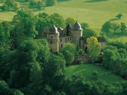 Castelo de Dornröschenschloss Sababurg inspirou o conto da Bela Adormecida Foto: Divulgação