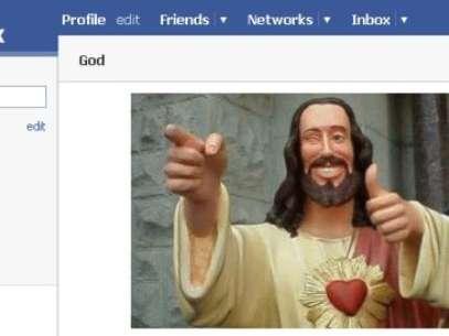 Las páginas religiosas tienen mucha interacción en Facebook. Foto: Reproducción