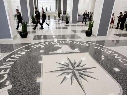 The lobby of the CIA Headquarters Building in McLean, Virginia, August 14, 2008. Foto: Larry Downing / Reuters